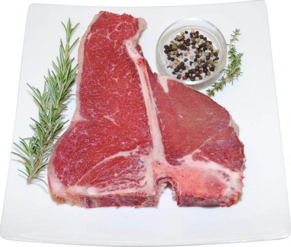 T-Bone Steak von der Kalbin